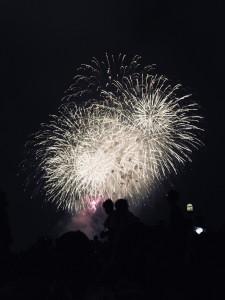 江戸川区花火